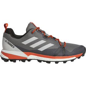 adidas TERREX Skychaser LT Low-Cut Schuhe Herren grey three/grey one/active orange